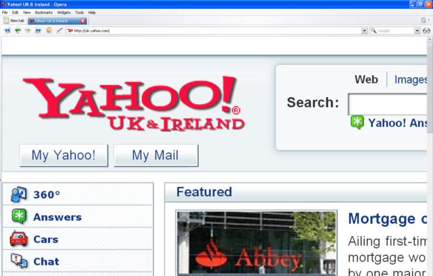 How To Login Yahoo Uk Yahoo Uk Login Yahoo