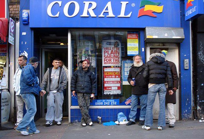 Betting shops giulia aranguena bitcoins