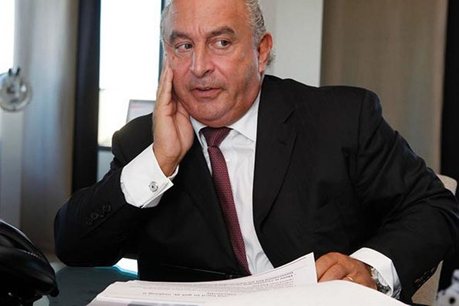 Sir Philip Green's Arcadia Group faces collapse within days putting 15,000 jobs at risk