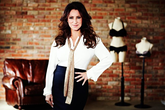 Ann Summers CEO Jacqueline Gold Brief Encounters
