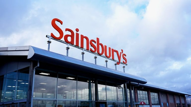 Sainsbury's sales