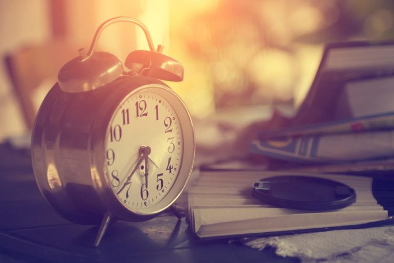 For British workers, thoughts turn to their working week ahead at 16:22 on Sunday, as the weekend feeling turns into Monday blues.