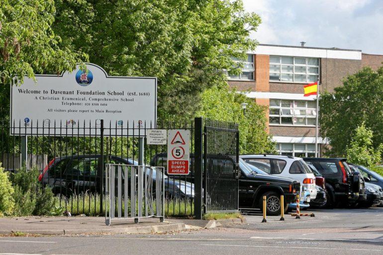 Davenant Foundation School, Chester Road, Loughton
