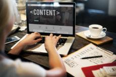 evergreen website content