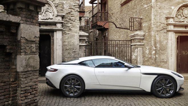 Aston Martin Floats On London Stock Market In Historic Milestone