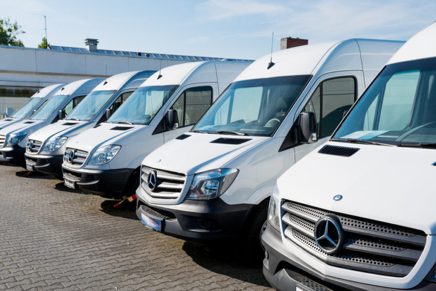 Van Contract Hire - What are the pros & cons?