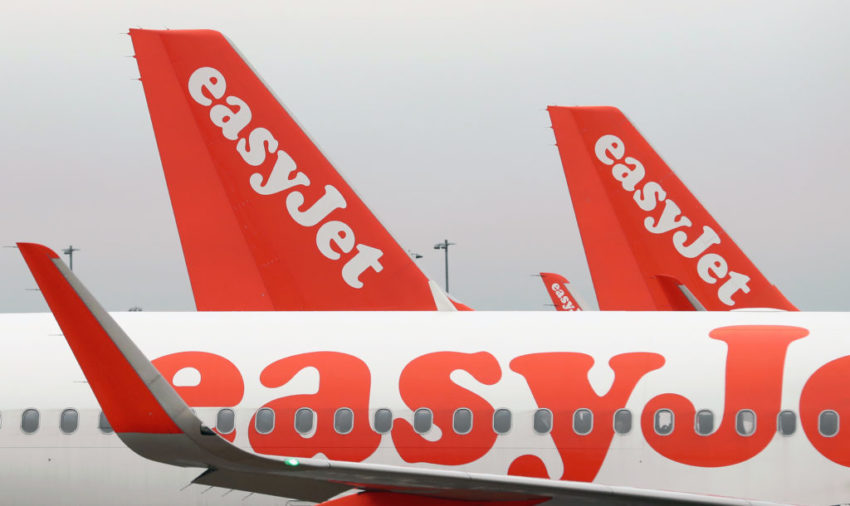 Easyjet eyes late May travel rebound after hefty first half loss