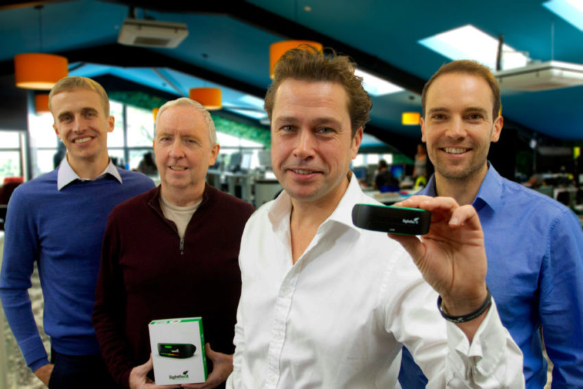 Lightfoot receives £3.2m BGF investment to expand connected car technology take up