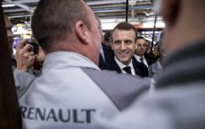 President Emmanuel Macron has said France wants to ensure stability at the Renault-Nissan-Mitsubishi car-making alliance amid misconduct allegations against its powerful chairman and chief executive Carlos Ghosn.