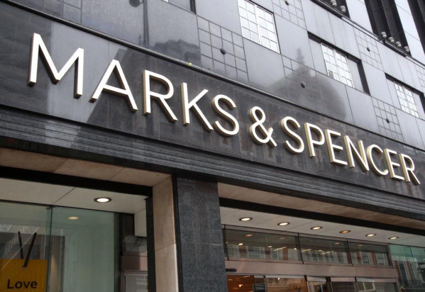 Marks & Spencers closures