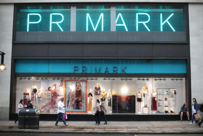Primark to repay £121 million in furlough cash despite falling sales