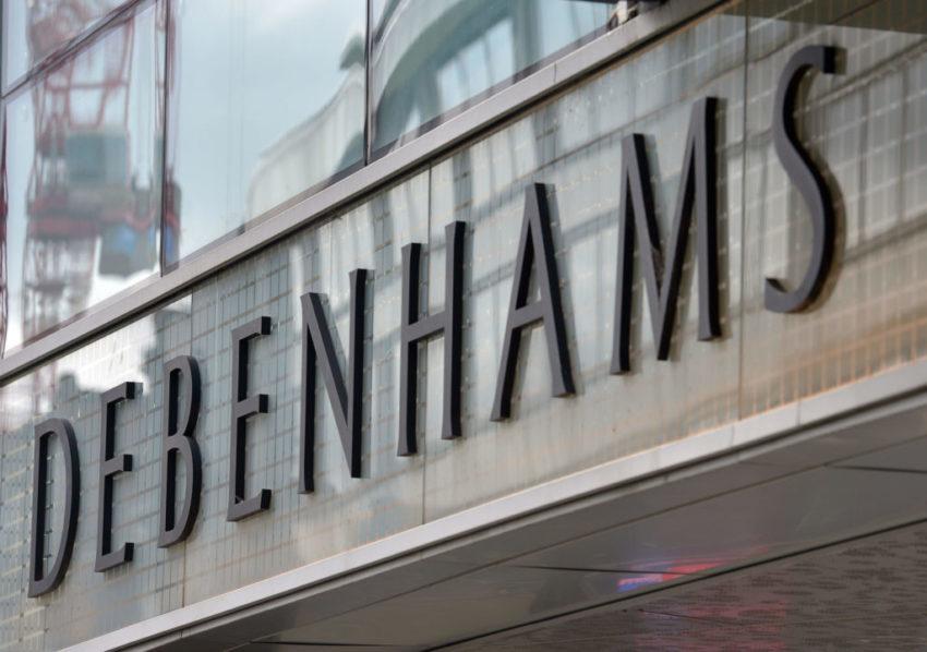 Debenham Chairman sacked