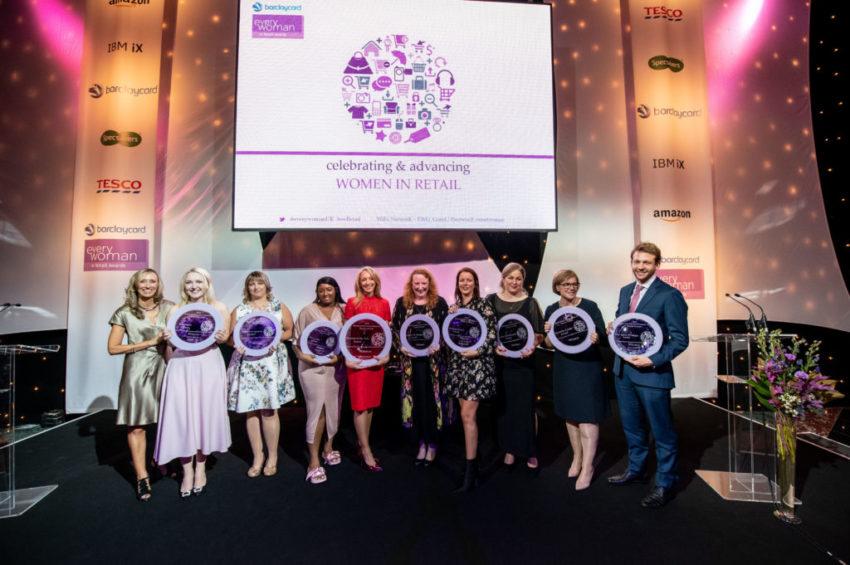 Women In Retail Awards 2018