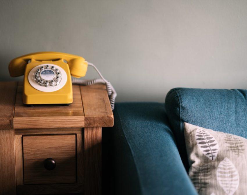 Uses of a virtual landline number
