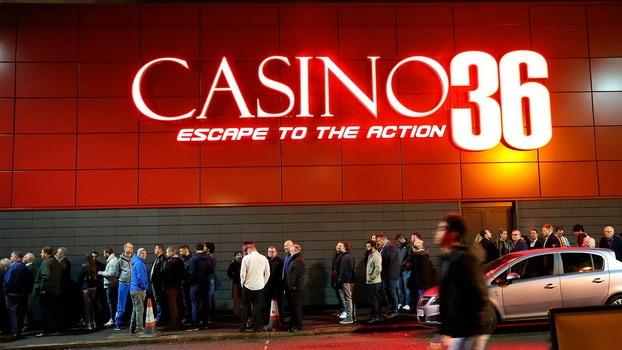 UK regulator fined Casino 36 for £300k