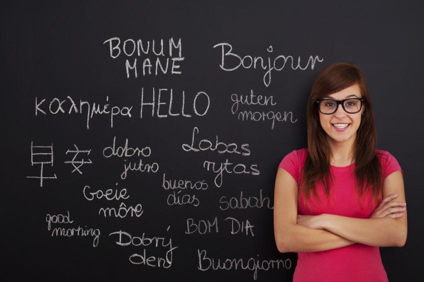 Global business translation