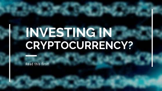 Planning to invest in cryptocurrency_ Read this first