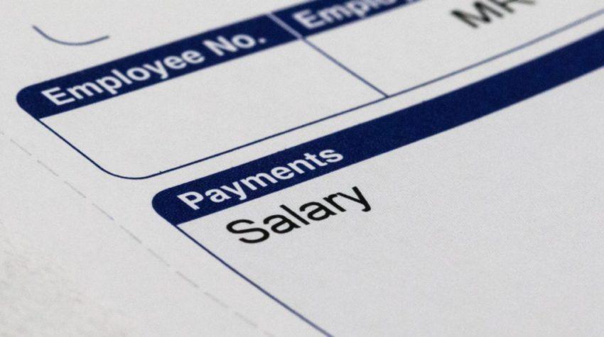 pay wage slip