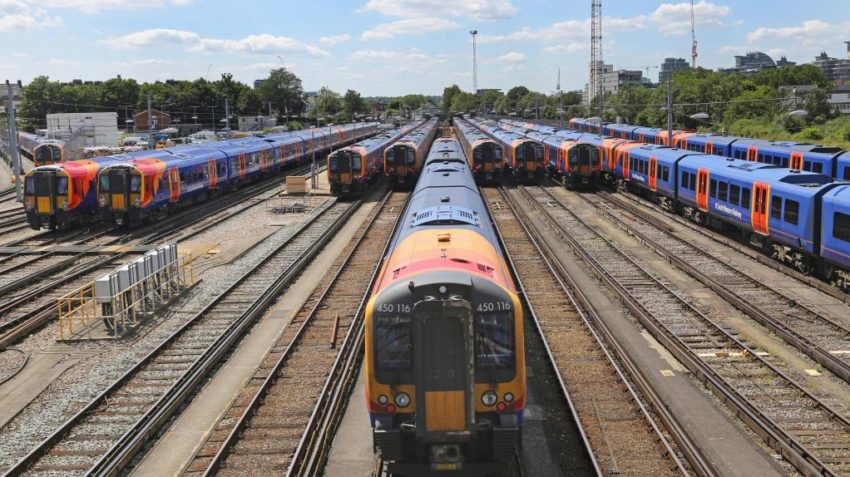 Network Rail chairman predicts 10% reduction in train need post pandemic