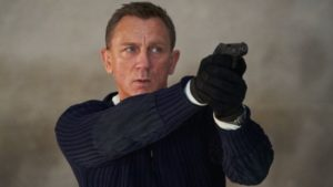 No Time To Die marks Daniel Craig's swansong as James Bond