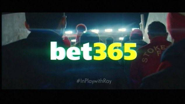 Bet365 ad
