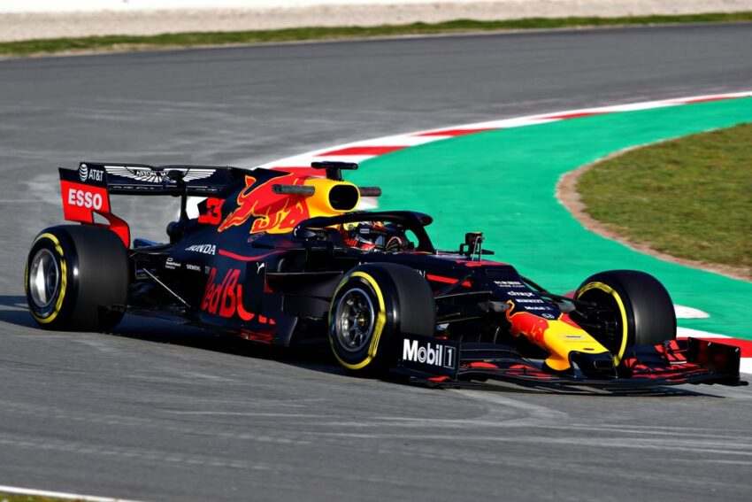 Red Bull Racing Aston Martin Honda