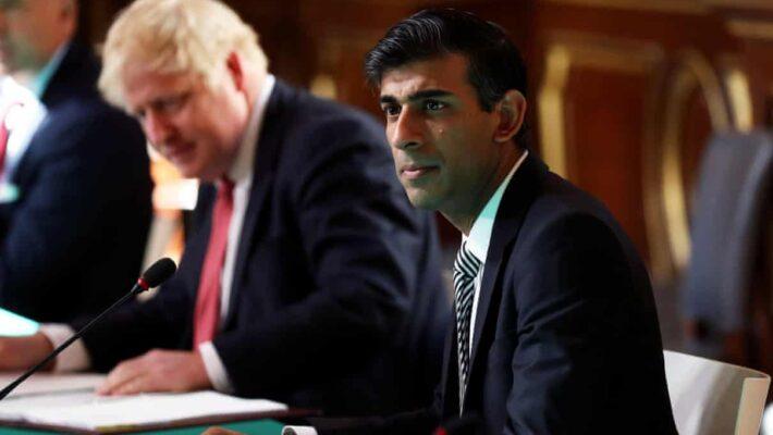 Boris & Rishi