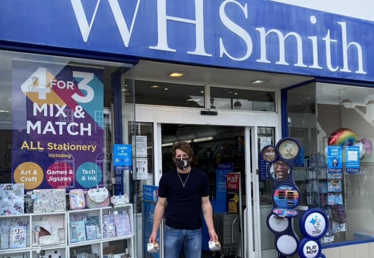 Maskey WH Smiths