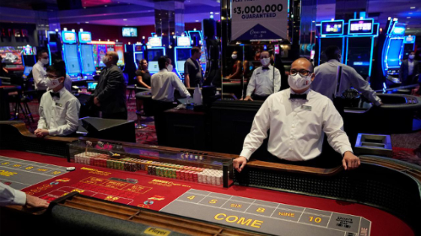 Why casino businesses are thriving during COVID