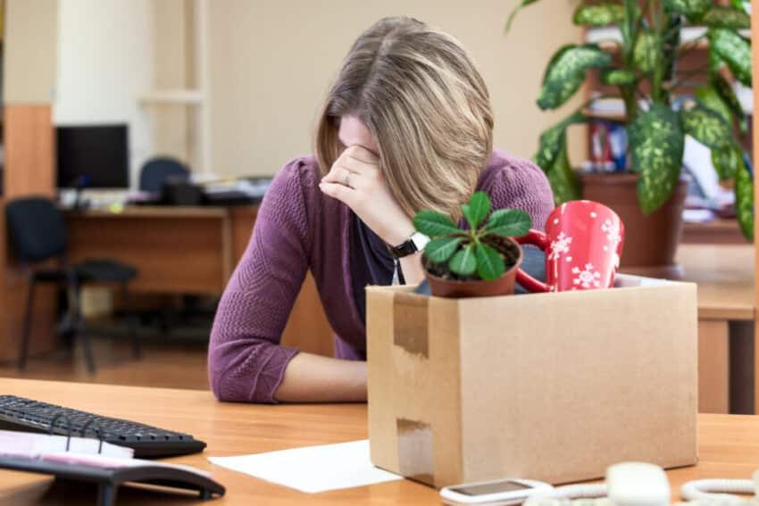 Covid 19 led unemployed