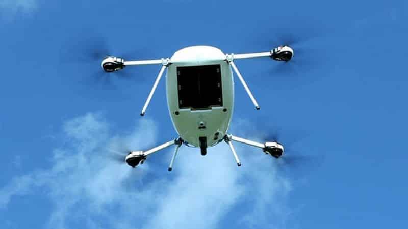 Tesco Drone