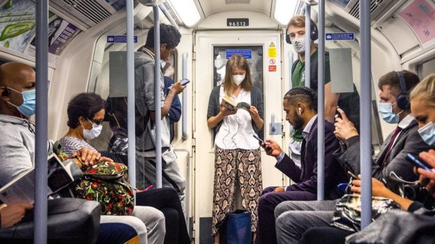Why UK workers are missing the daily commute
