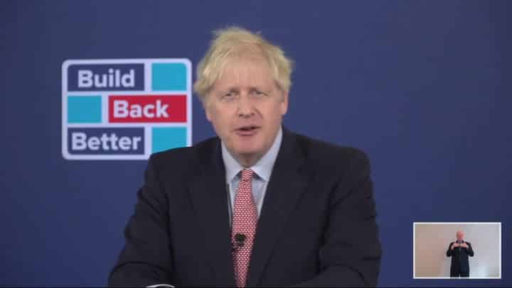 Boris Johnson has unveiled a bold new vision for offshore wind to power every home in the UK by 2030.
