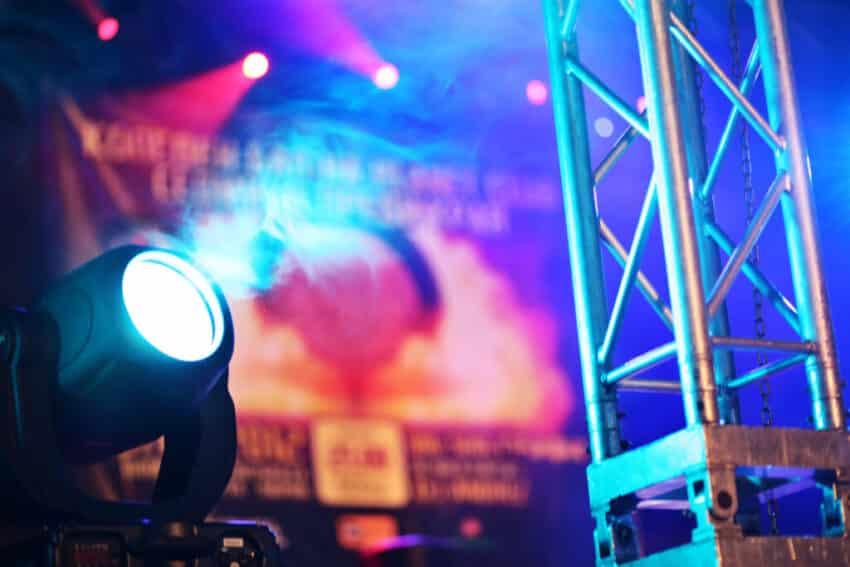 Venue lights