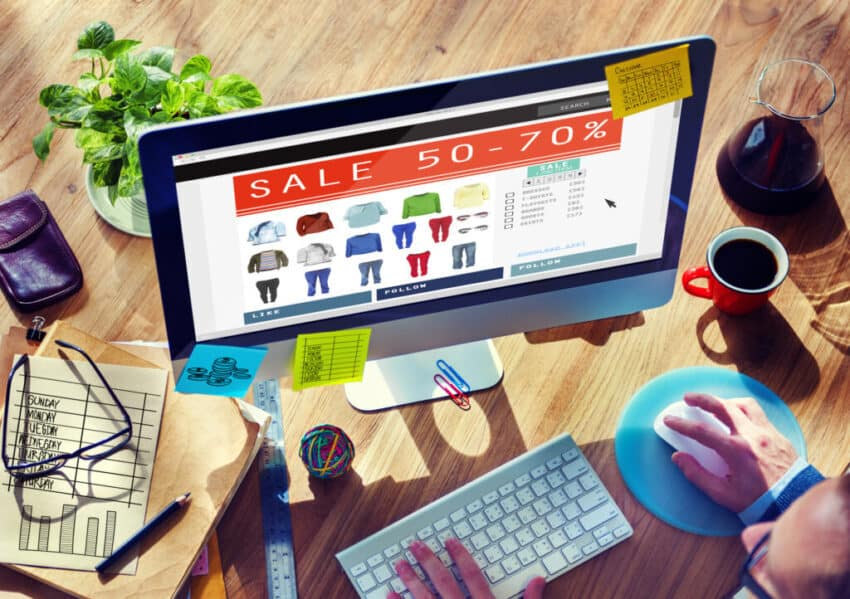 How to start an ecommerce business from your living room