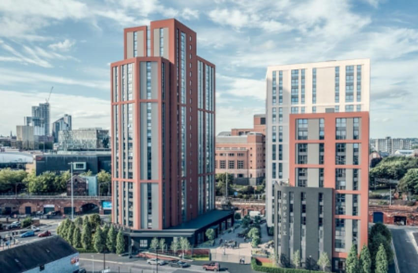 Leeds property investments