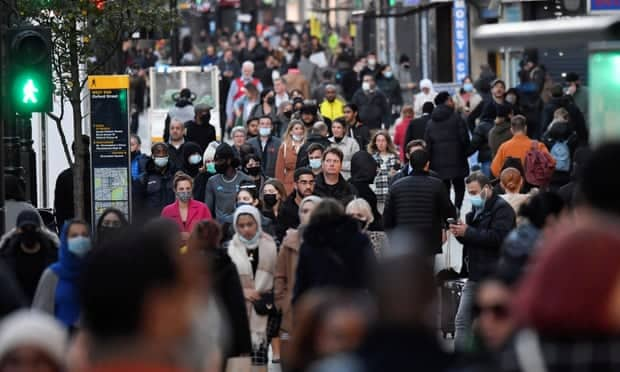 Consumer Shopping Christmas 2020 Booming Mini boom for retail in England as shoppers dash to beat lockdown