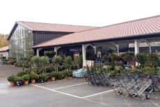 Bonnetts garden centre