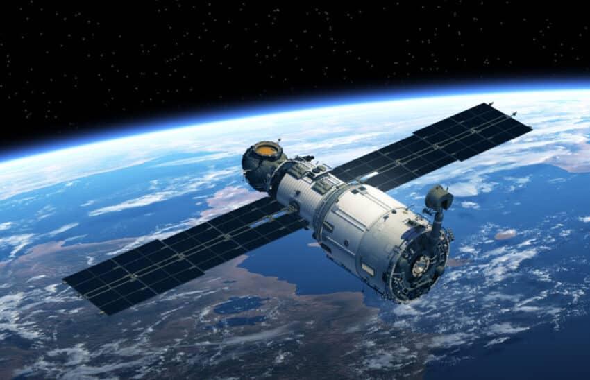 one web satellite