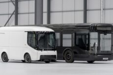 Arrival electric vehicles