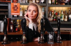 Jodie Kidd asks Chancellor to cut Beer Duty