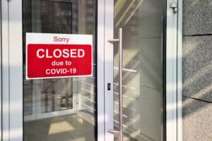 covid business closed