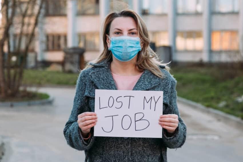 Covid job losses