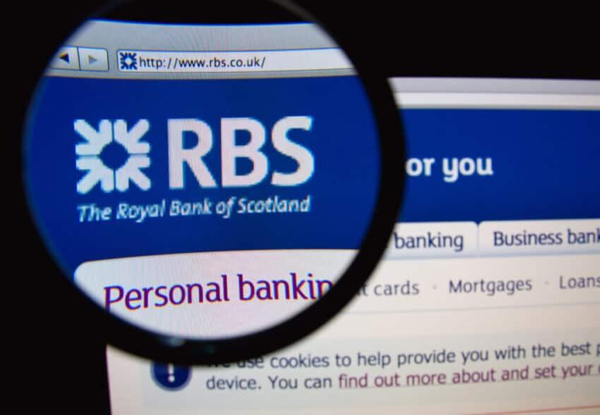 RBS website