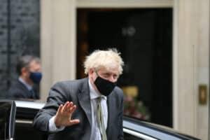 Boris Johnson announcement