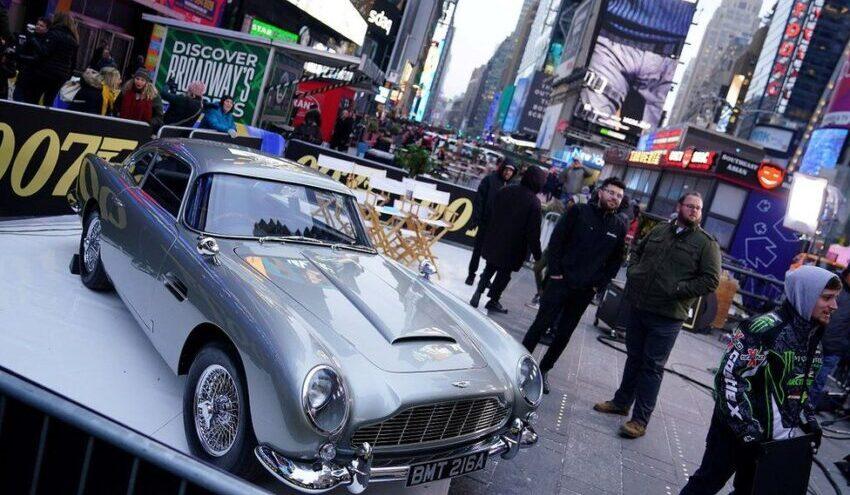 Aston Martin Bond