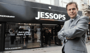 Peter Jones Jessops