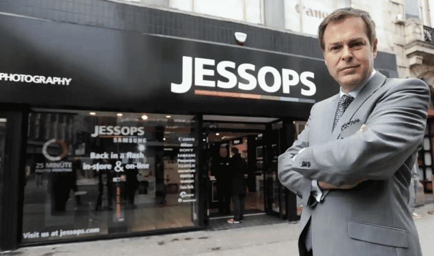 Peter Jones Jessops
