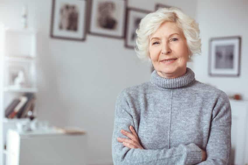 women pension
