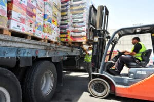 Food exporting